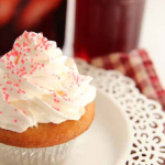 Blickenstaffs Cheerwine Cheesecake Cupcake