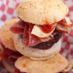 Crunchified Spicy Sliders & World Market Summer Getaway