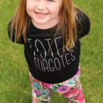 Totes Magotes DIY tee shirt
