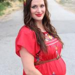 Non Maternity Fashion : Flor de Luz