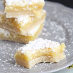 The Best Lemon Bars Recipe in the World