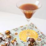 Lindor Hazelnut Mocktail