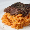 Jones Creek Beef Chuck Roast & Rosa Risotto