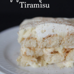 Deliciously Simple Egg Nog Tiramisu
