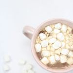 A Delicious Homemade Creamy Hot Chocolate Recipe