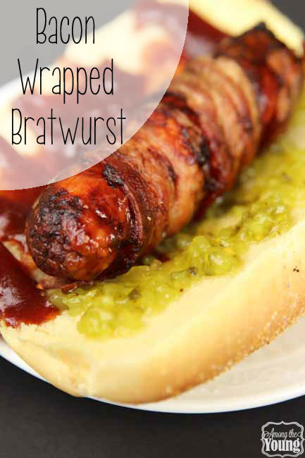Bacon Wrapped Brat - Among the Young