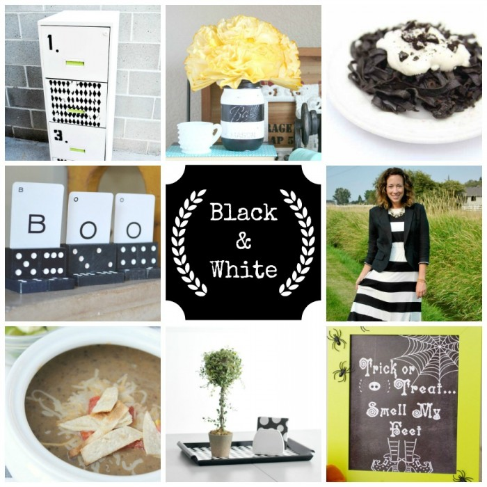 Black & White Blog Hop: Oreo Pasta Recipe featured by top US food blog, Among the Young