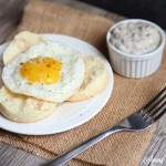 Velvety Smooth Biscuits and Gravy