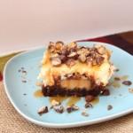 goo goo cluster brownie cheesecake