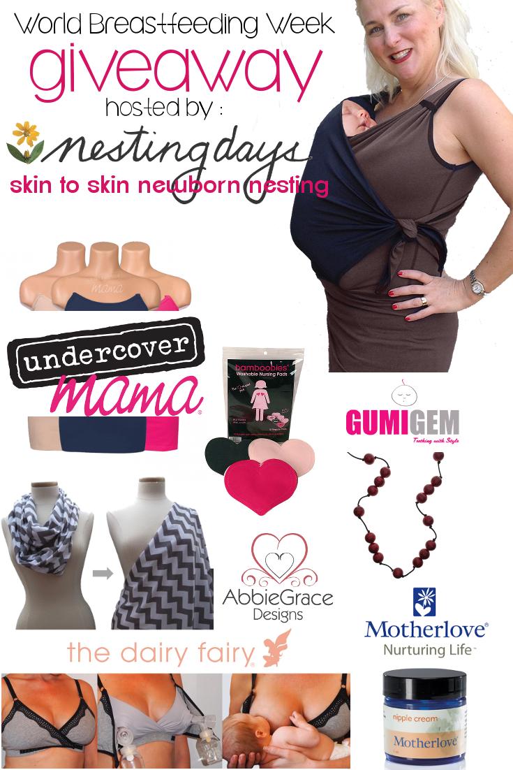 World Breastfeeding Week Giveaway