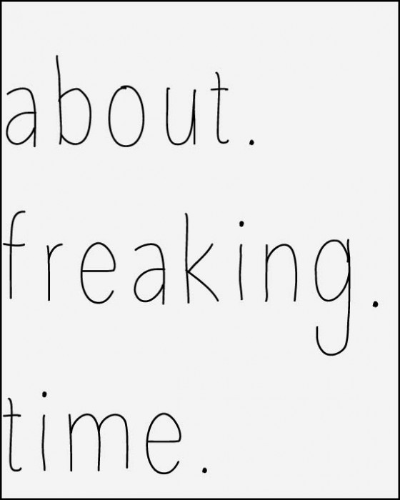 AboutFreakingTime