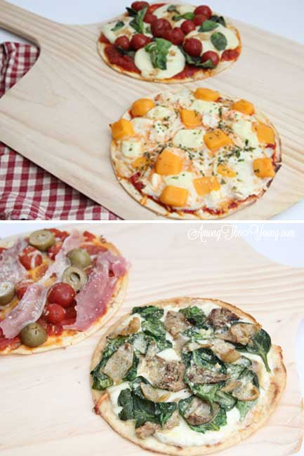 How to make Gourmet Pizza