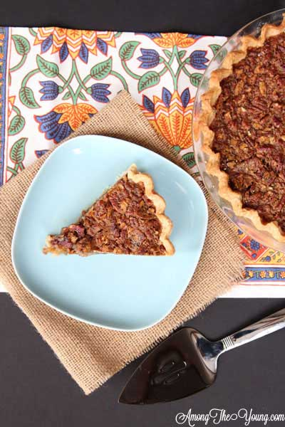 the best pecan pie