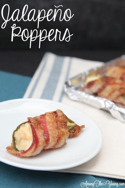 Jalapeño Poppers