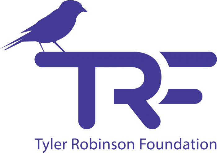 Tyler Robinson Foundation bird logo