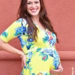 Non Maternity Fashion : Agnes and Dora Dresses