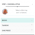 Spring Break Guide: How to create a Kini Swimsuit