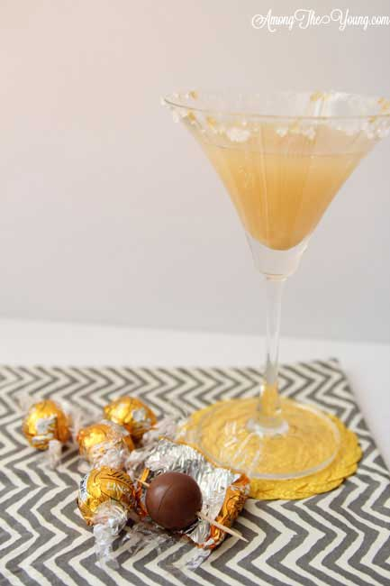 Caramel Mocktail