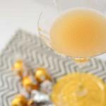 Lindor Salted Caramel Mocktail