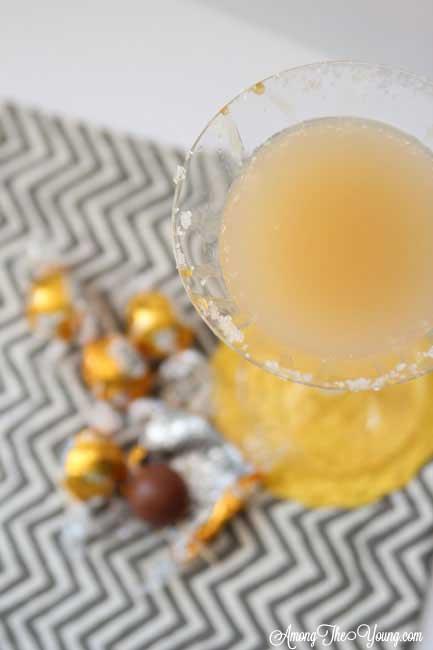 Caramel Mocktail