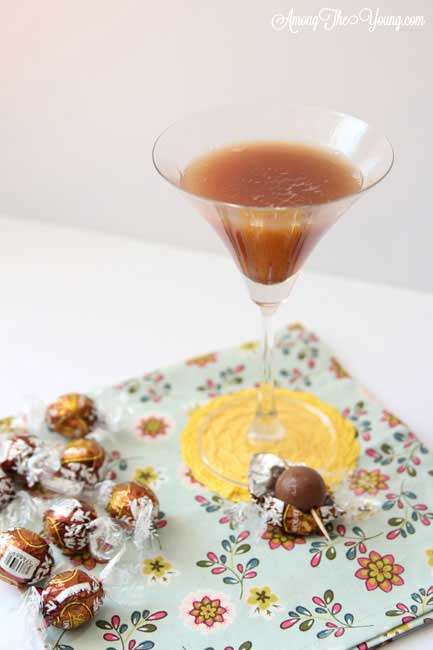 Hazelnut Mocktail