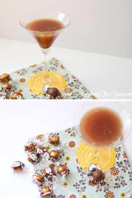 Hazelnut Mocktail