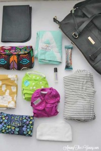 What's in my Lily Jade bag