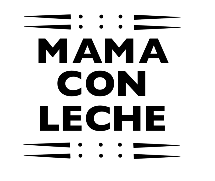 The Best mama shirt featured by top Utah fashion blog, Among the Young: image of Mama Con Leche DIY vinyl shirt cut file