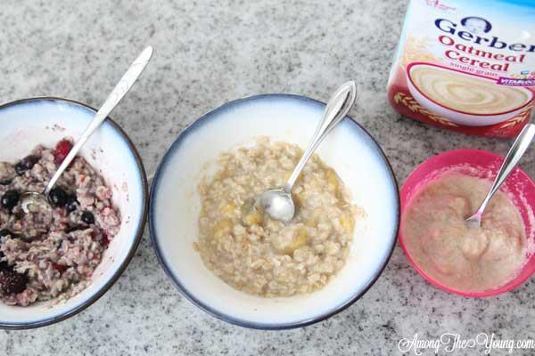 Gerber Cereal