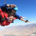 Skydiving with Skydive Utah
