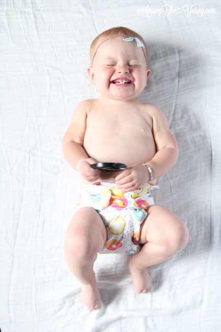 Smart Bottom Cloth Diapers review featured by top US lifestyle blog, Among the Young