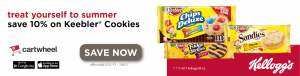 Final Kellogg Summer Treat Making at Target-April 2017_Cookies Cartwheel