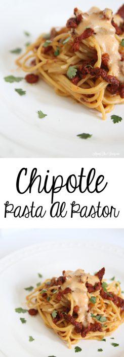 Chipotle Pasta Al Pastor