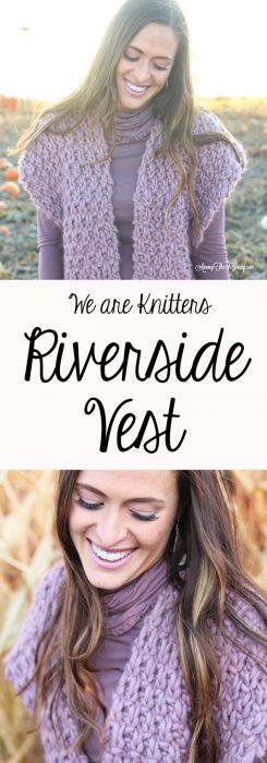 DIY Riverside Vest