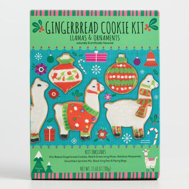 Llama Cookie Kit