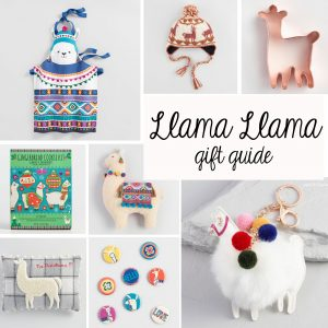 Golden Llama Treasure Hunt