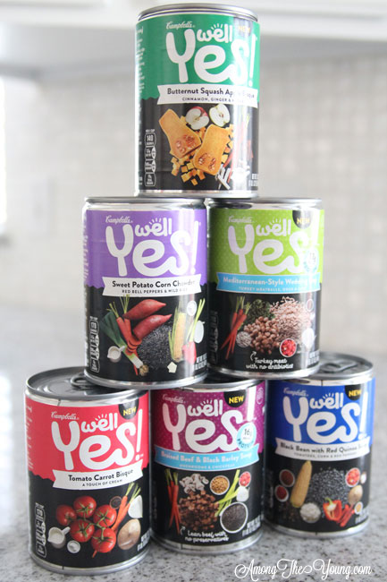 Yes Day with Campbells Soup