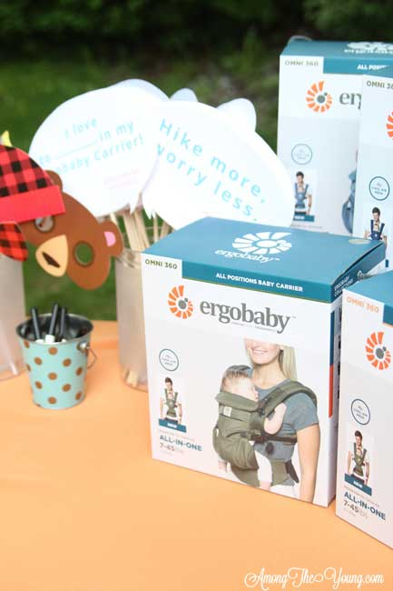 ergo baby event and carriers