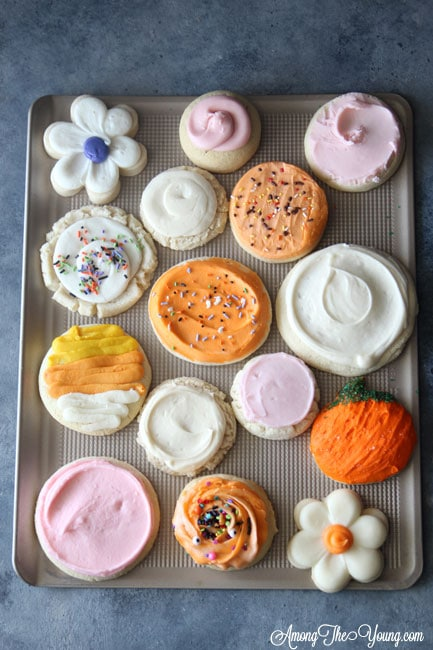 The Best Sugar Cookie in Utah (store-bought) | Among the Young