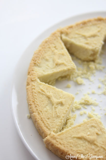 The Best Scottish Shortbread recipe featured by top Utah Foodie Among the Young: image of scottish shortbread recipe star cut outs | Traditional Scottish Shortbread Recipe for the Holidays by popular Utah food blog, Among the Young; image of Scottish shortbread.