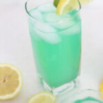 """alt=""""The best Disneyland Mint Julep copycat recipe featured by top Utah Foodie blog, Among the Young: image of mint julep with lemon and lime"""